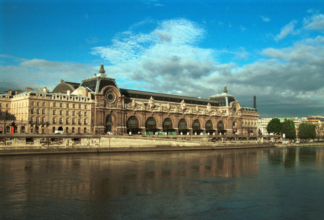 musee d orsay paris