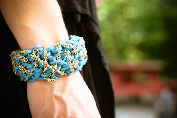utility rope bracelets