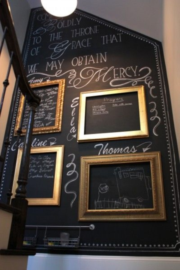 Creative Chalkboard Paint Ideas (10)