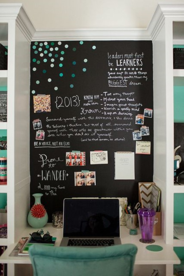 Creative Chalkboard Paint Ideas (31)