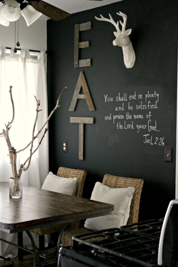 Creative Chalkboard Paint Ideas (32)