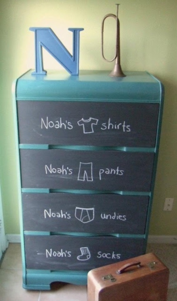 Creative Chalkboard Paint Ideas (38)
