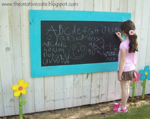 Creative Chalkboard Paint Ideas (48)