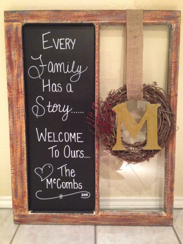 Creative Chalkboard Paint Ideas (9)