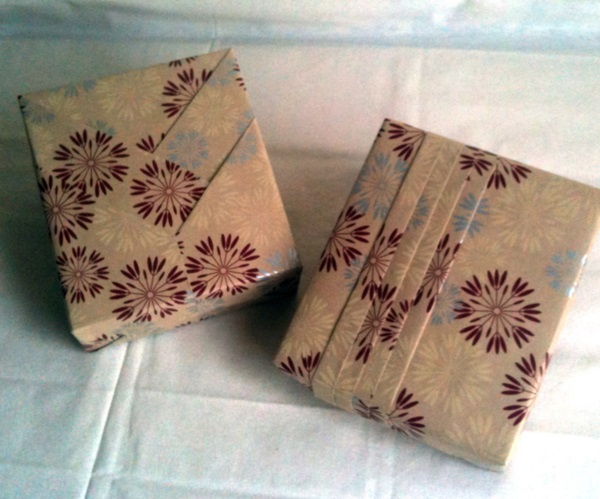 Lovely Japanese Gift Wrapping ideas (1)