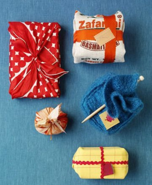 Lovely Japanese Gift Wrapping ideas (17)