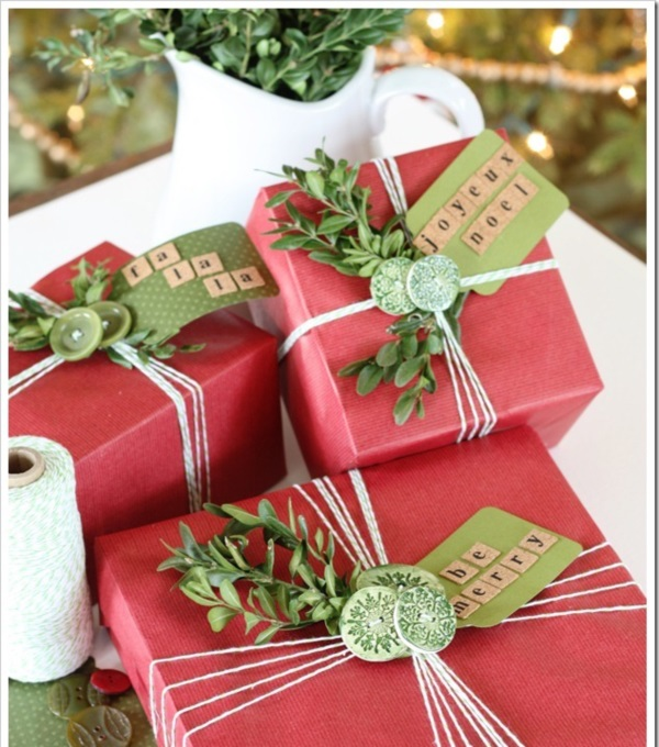 Lovely Japanese Gift Wrapping ideas (22)