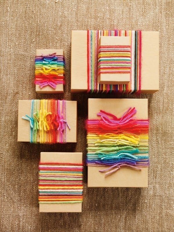 Lovely Japanese Gift Wrapping ideas (24)