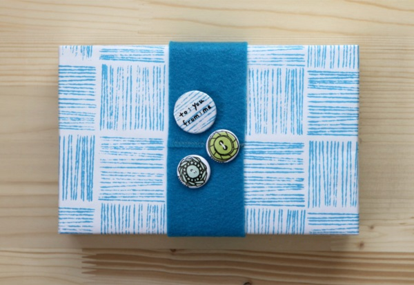 Lovely Japanese Gift Wrapping ideas (27)