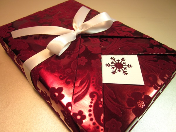 Lovely Japanese Gift Wrapping ideas (33)