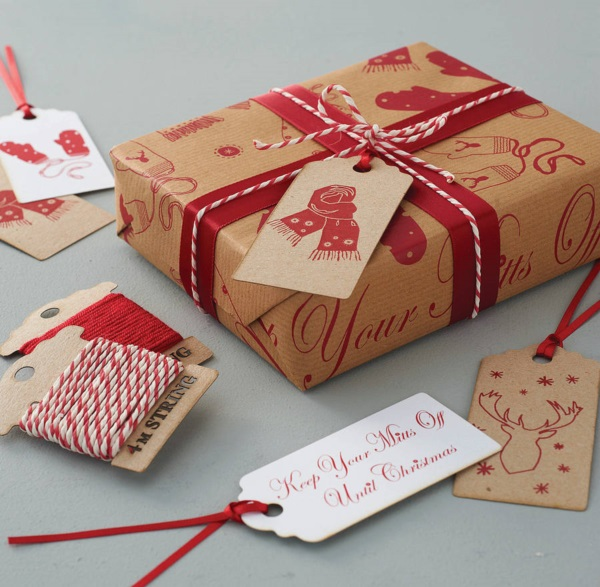 Lovely Japanese Gift Wrapping ideas (36)