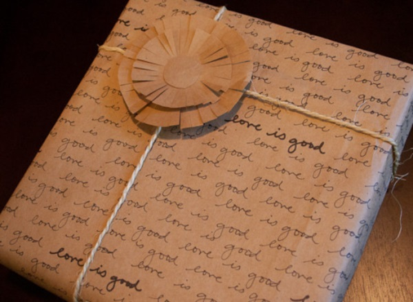 Lovely Japanese Gift Wrapping ideas (38)