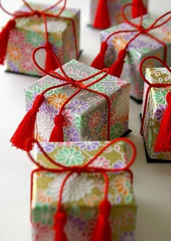 Lovely Japanese Gift Wrapping ideas (4)