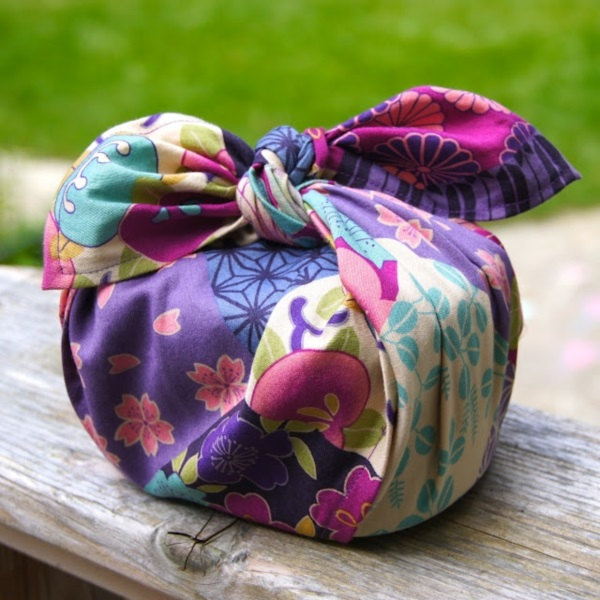 Lovely Japanese Gift Wrapping ideas (7)