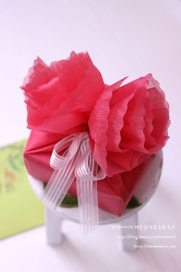 Lovely Japanese Gift Wrapping ideas (8)