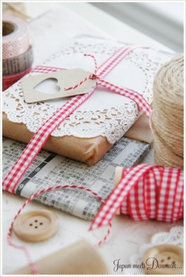 Lovely Japanese Gift Wrapping ideas (9)