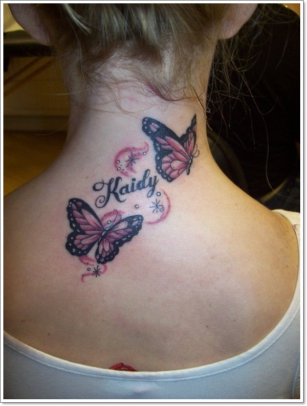 Neck tattoo designs for male and female (1)