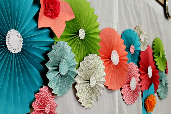 aprty paper decorations 7