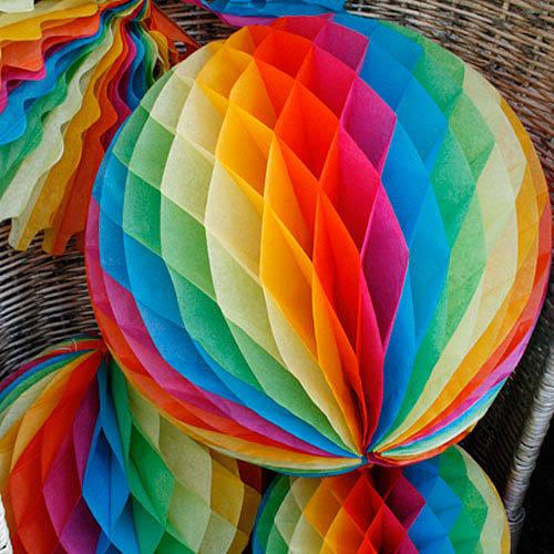 party paper decoraions 5