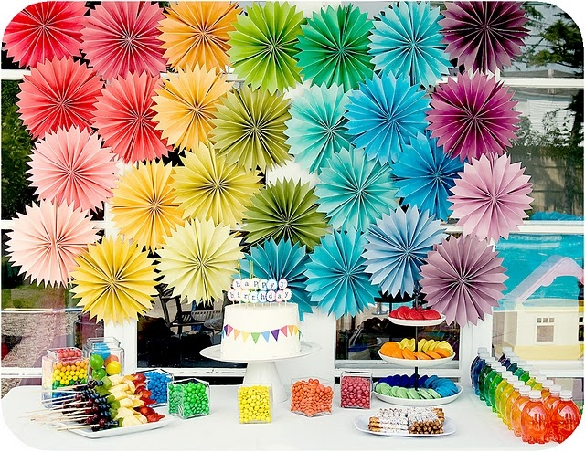 party paper decorations 3