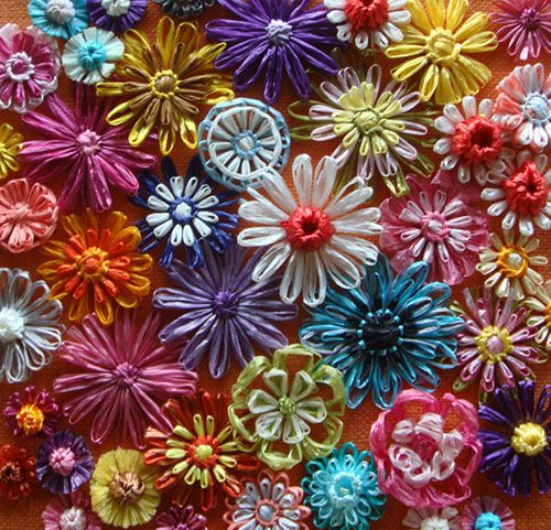 plastic flowers 26
