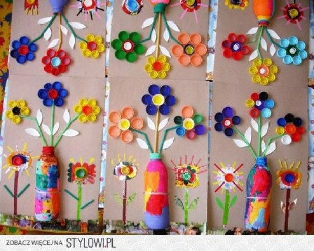 plastic flowers 27