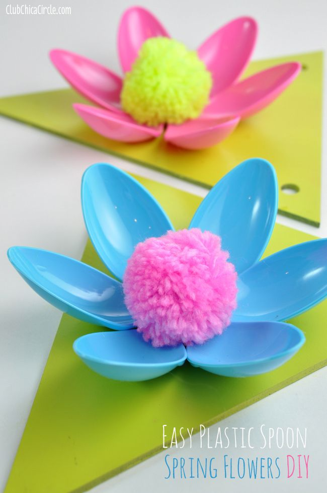plastic flowers 30