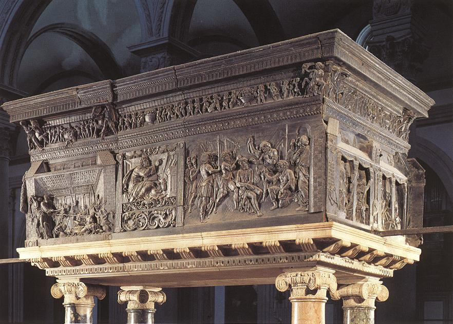 pulpits of florence