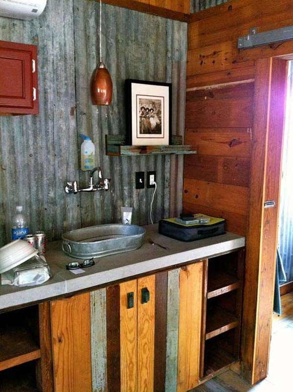 rustic decorating ideas for the home (44)
