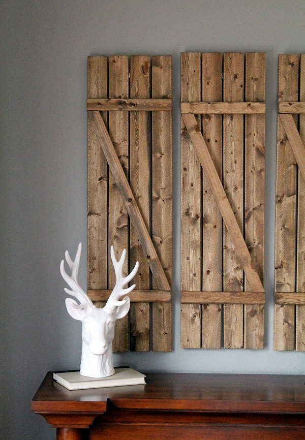 rustic decorating ideas for the home (53)