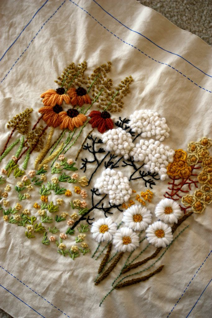 threadwork embroidery