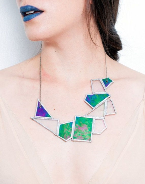 Stained glass Art and Jewelry Ideas (16)