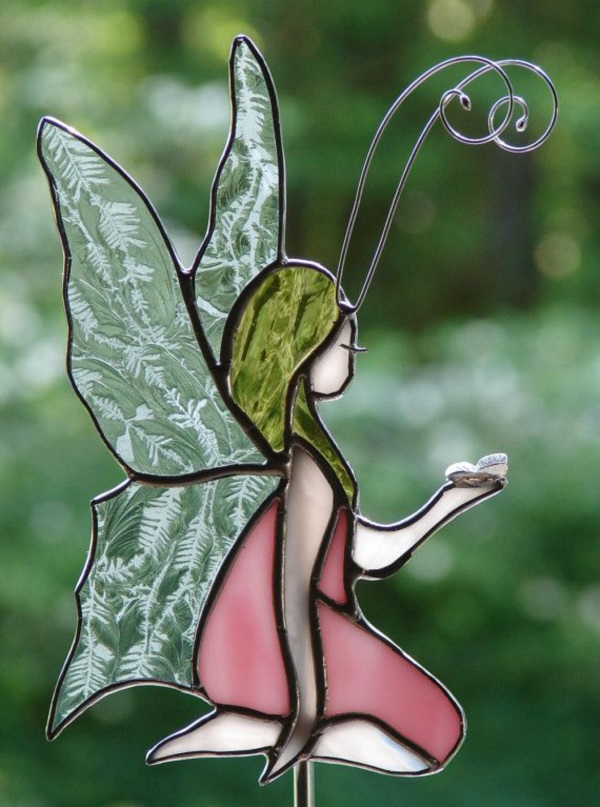 Stained glass Art and Jewelry Ideas (23)