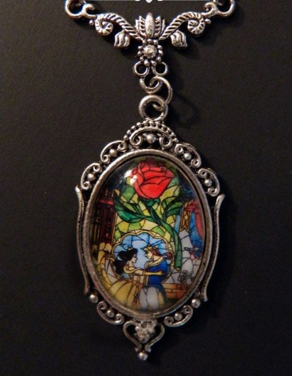 Stained glass Art and Jewelry Ideas (41)