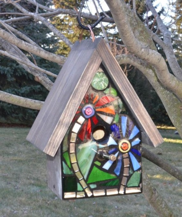 Stained glass Art and Jewelry Ideas (46)