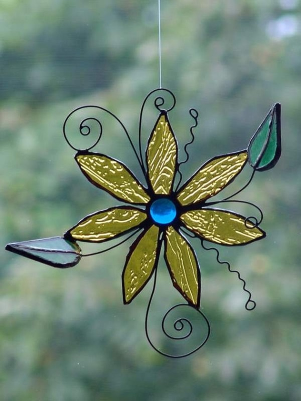 Stained glass Art and Jewelry Ideas (5)