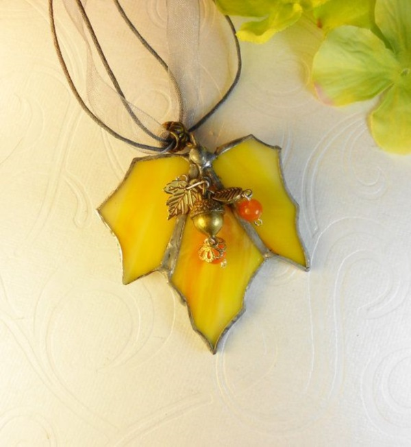 Stained glass Art and Jewelry Ideas (7)
