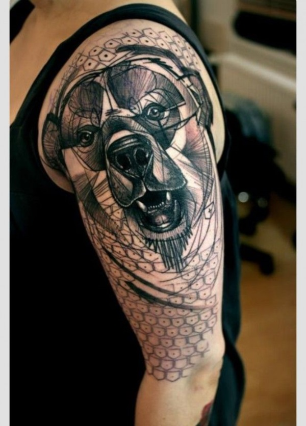 dog tattoo designs (4)