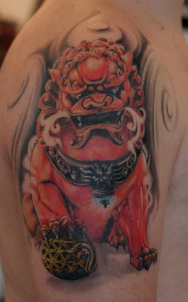 foo dog tattoo designs (24)