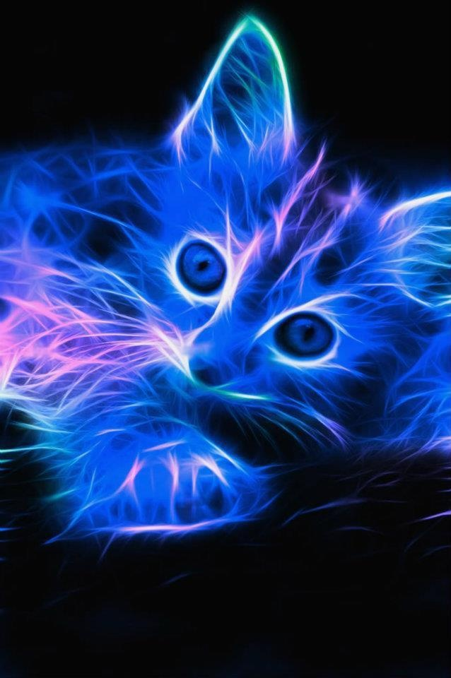 fractal art animals 2