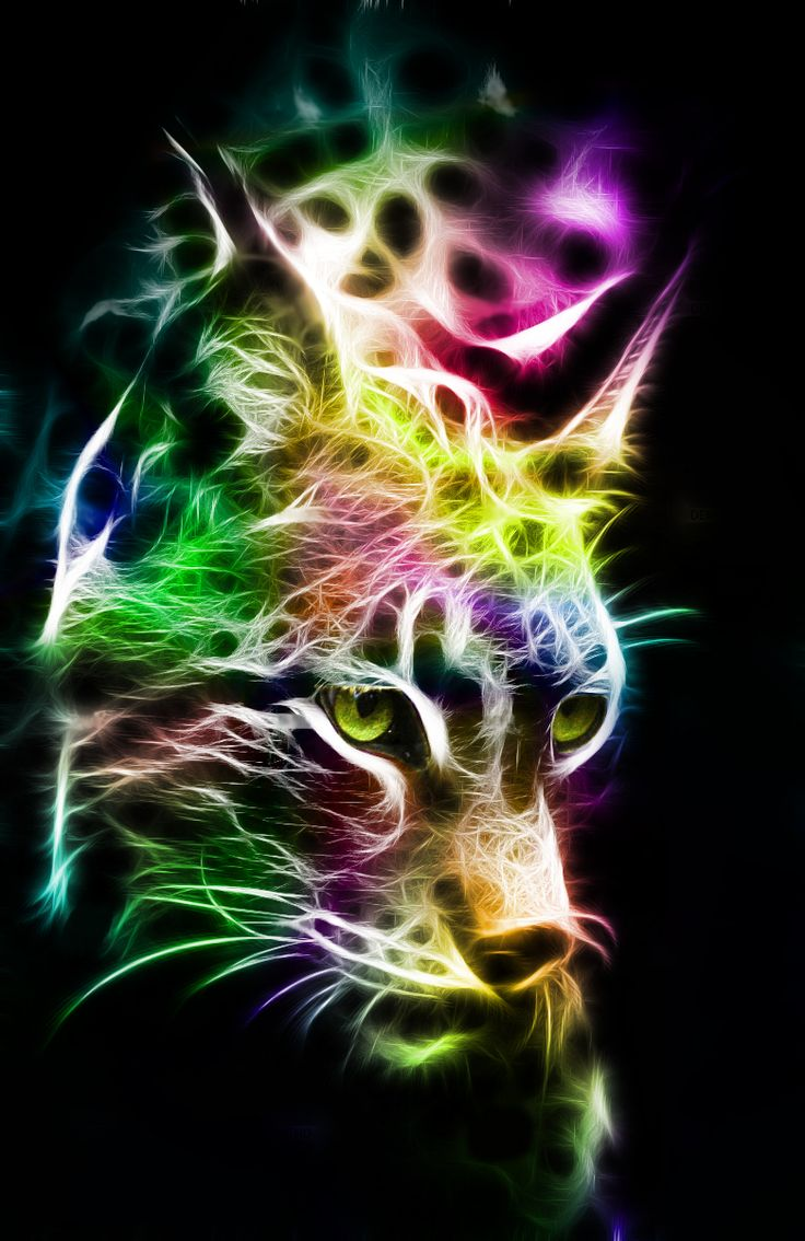 fractal art animals 8