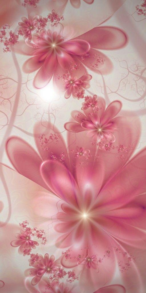 fractal art flowers 8