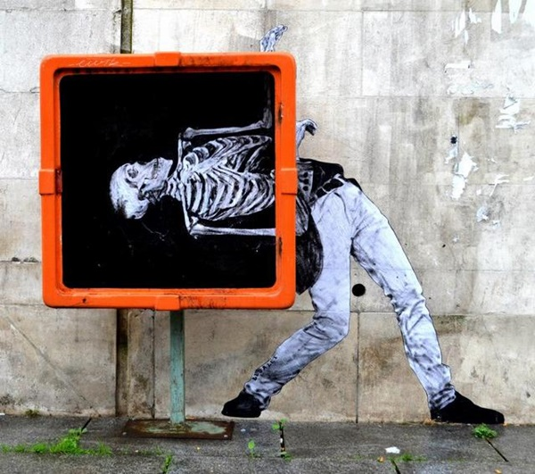 Amazing Street Art Works We have Seen so Far in 2015 (10)