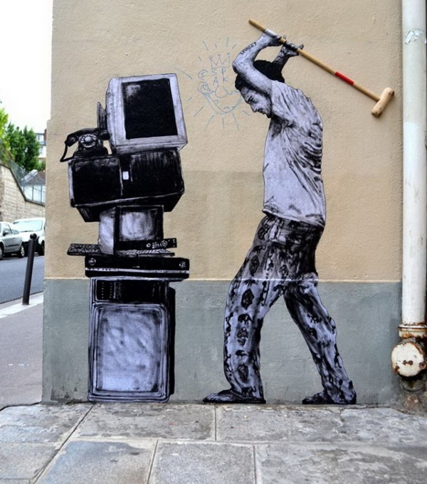 Amazing Street Art Works We have Seen so Far in 2015 (17)