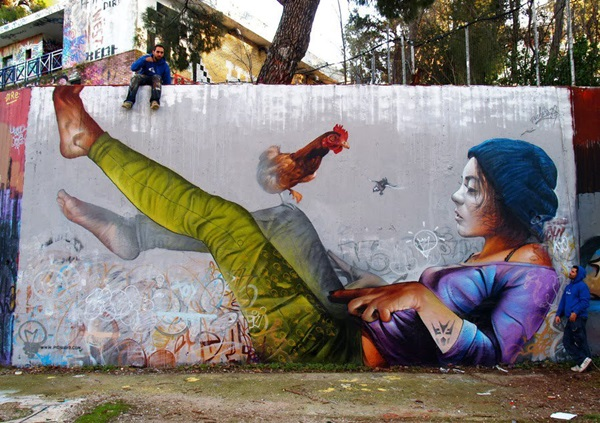 Amazing Street Art Works We have Seen so Far in 2015 (19)