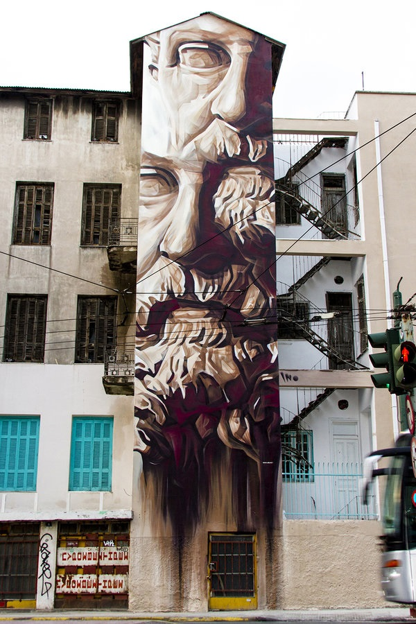 Amazing Street Art Works We have Seen so Far in 2015 (25)