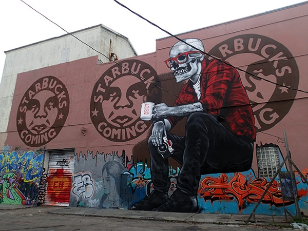Amazing Street Art Works We have Seen so Far in 2015 (35)