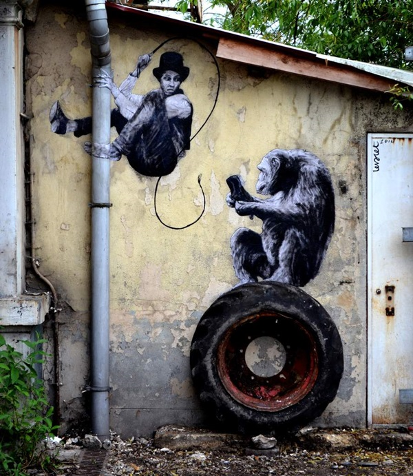 Amazing Street Art Works We have Seen so Far in 2015 (38)