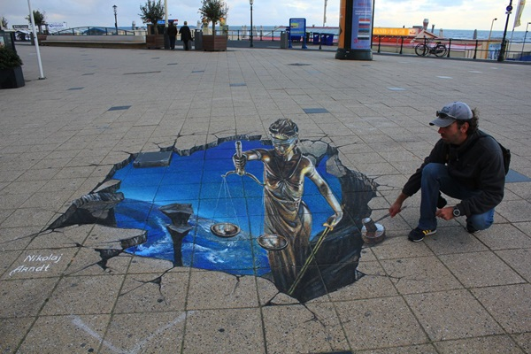 Amazing Street Art Works We have Seen so Far in 2015 (9)