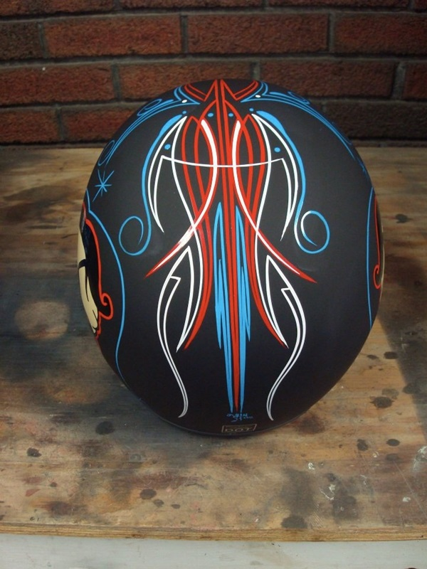 Cool Pinstripe Art Ideas to Try in 2015 (3)